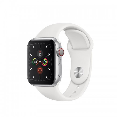 Apple Watch Series 5 40mm Silver Aluminu...