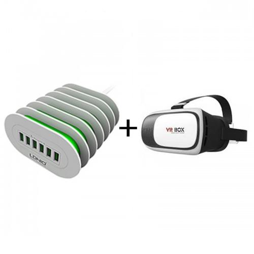 BUNDLE OFFER LDnio 6 USB Charging HUB + ...