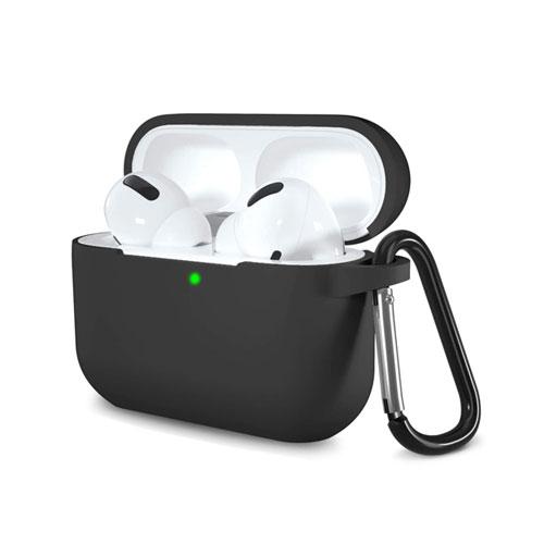 Airpods Pro Silicon Case - Black