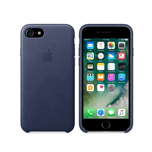 Apple iPhone 7/8 Leather Original Case -...