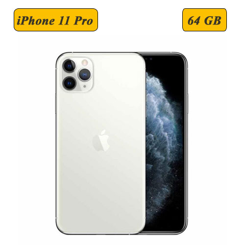 Apple iPhone 11 Pro 64 GB - Silver