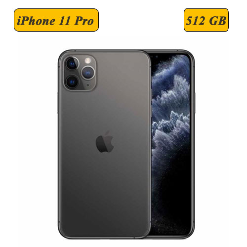 Apple iPhone 11 Pro 512 GB - Space Grey