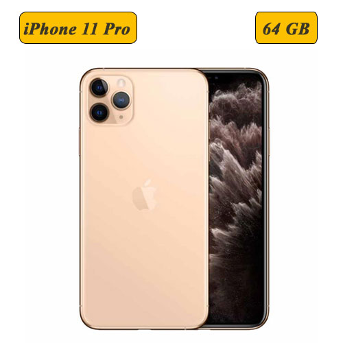 Apple iPhone 11 Pro 64 GB - Gold