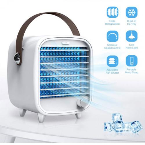 Mini Smart Desk Cooler Fan