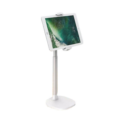 Portable Adjustable Stand For Smarts Phones and iPads UpTo 12.9""