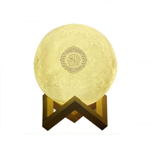 3D Moon Quran Speaker