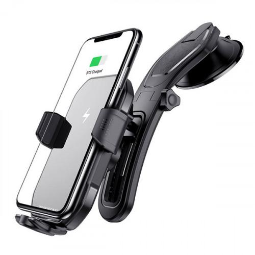 Borofone 10W Wireless Car Charger