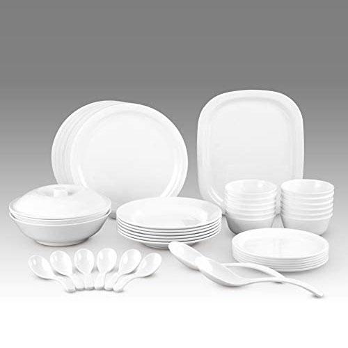 DINEWELL MELAMINE DINNER SET 42 PCS