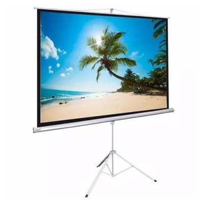 Portable Projector Screen with Stand 92 Inch