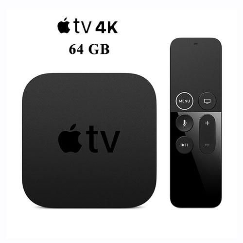 New Apple TV 4K - 64 GB