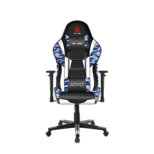 UniGamer Gaming Chair - Blue