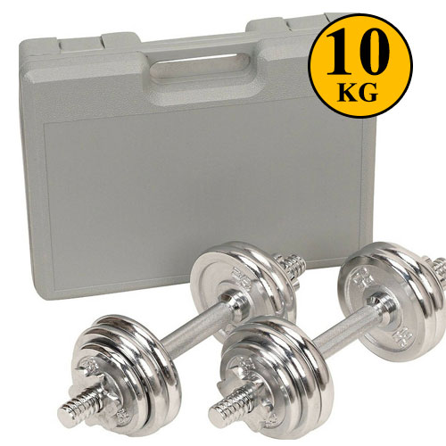 Adjustable Stainless Steel Weights Dumbe...