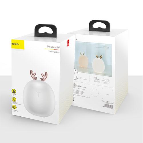 Baseus Soft Silicone Touch Sensor LED La...