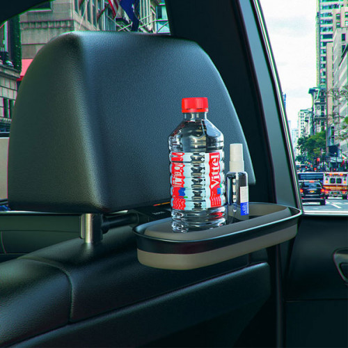 """Foldable In-car storage box """"PH35 Lucky journey"""""""