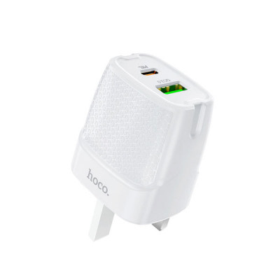 HOCO C85B PD20W + QC3.0 Wall Charger
