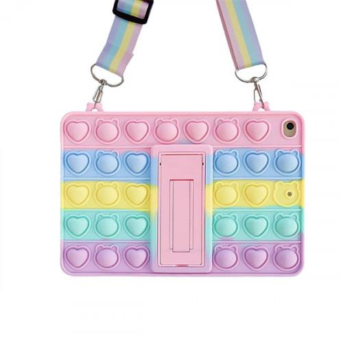 Bubble Fidget Pop-It Case For Apple iPad Mini 1/2/3