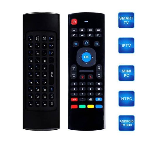 Mini 4-in-1 2.4G Wireless Mouse Keyboard...