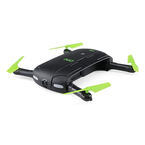 Foldable Pocket D5 Selfie Drone With Cam...