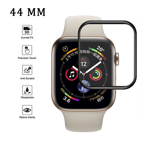3D Glass For Apple Watch 44 MM