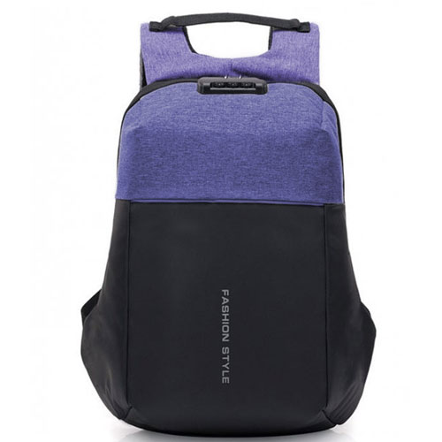 Anti-Theft Backpack For Laptop UpTo 15.6...
