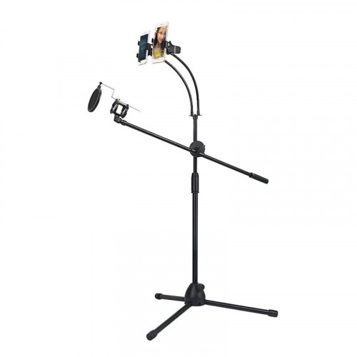 Adjustable Portable Tripod Stand with Do...