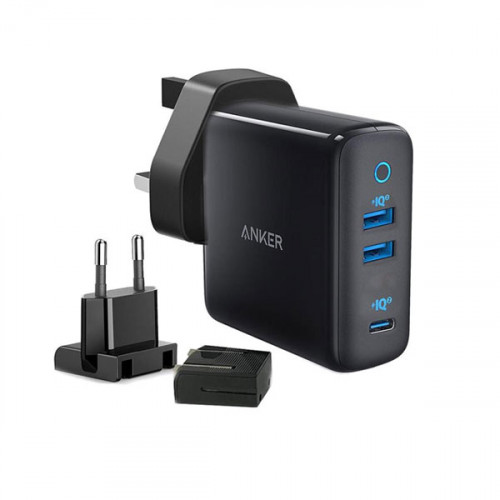Anker PowerPort III 3-Port 65W Charger w...