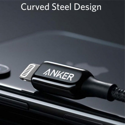 Anker Lightning Cable, Anker PowerLine III USB-C to Lightning Cable (1.8m/6ft)