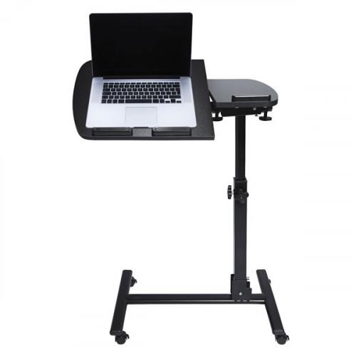 Folding Aluminum Adjustable Laptop Desk ...