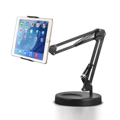 Foldable Long Arm Stand Holder for 5 to 11 Inch iPads