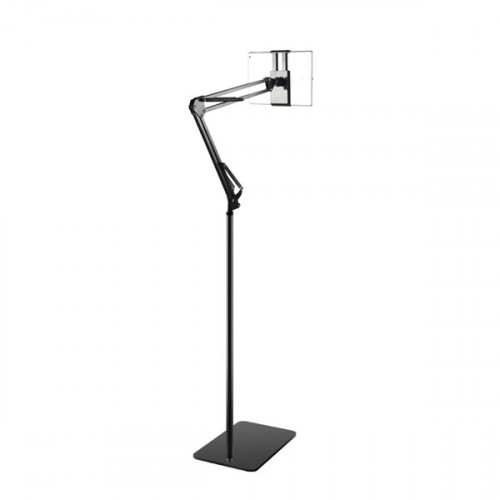 Aluminum Long Arm Lazy Stand 2 In 1 Mob...