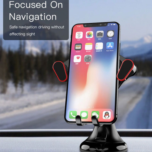 Yesido C53 Gravity Sucker Car Phone Holder