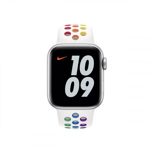 Apple Watch Nike+ Soft Silicon Band For ...