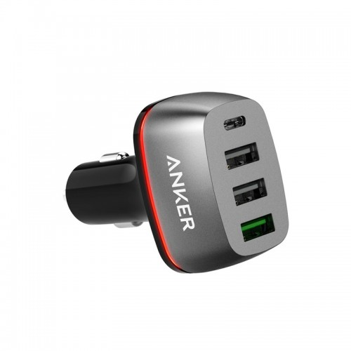 Anker PowerDrive+ 4 with Quick Charge 3....