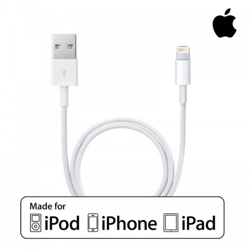 Apple Lightning Cable for iPhone / iPod ...