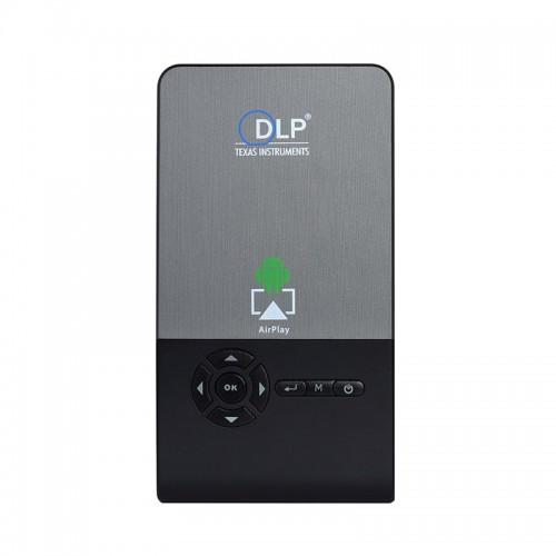 Mini Wifi Smart DLP Rechargeable Projec...
