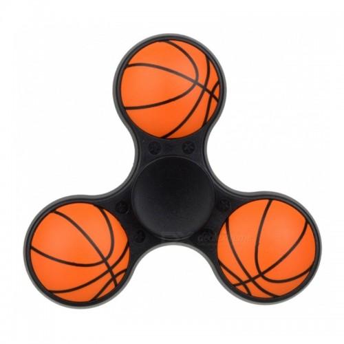 E-SMARTER Basketball Pattern Fidget Spin...