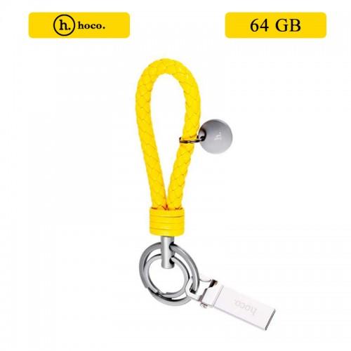 HOCO Portable Slim U1 Keychain USB Flash...