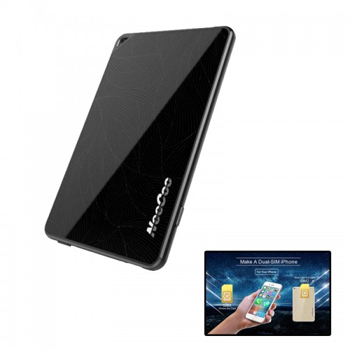 NeeCoo Magic Dual SIM Card Adapter For I...