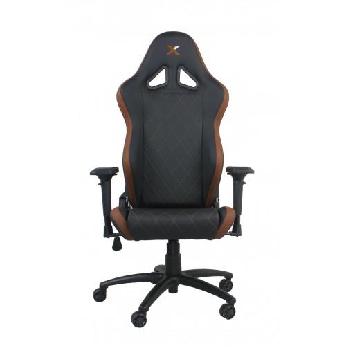 RapidX Ferrino Series Gaming Chair - Bro...