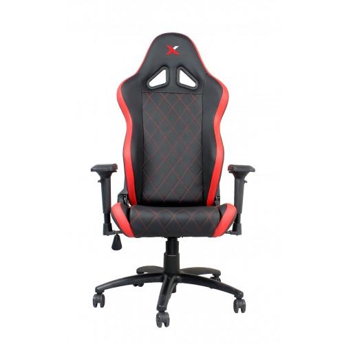 RapidX Ferrino Series Gaming Chair - Red...