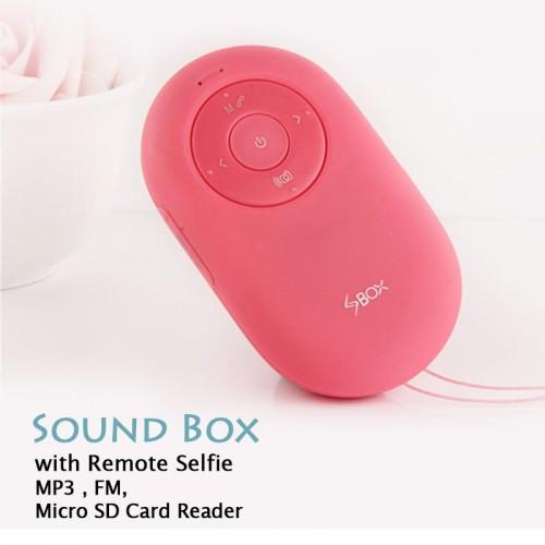 SBox Portable Mini Bluetooth Speaker+Sel...