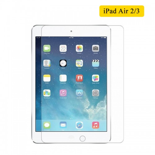 Tempered Glass Screen Protector For iPad...