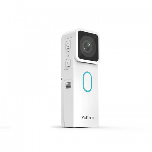 Yocam Waterproof Life Camera - White