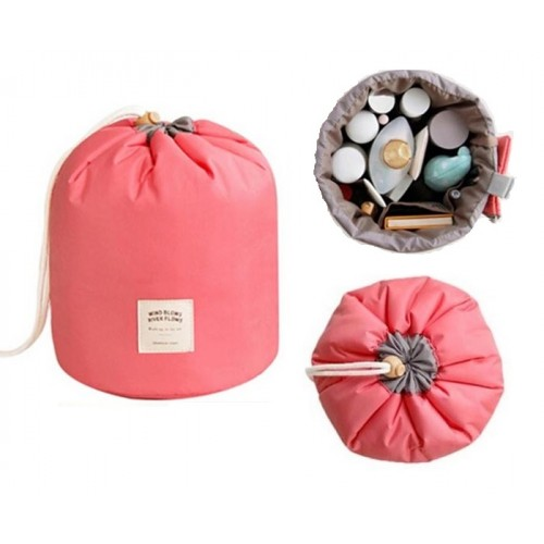 HOT Travel Makeup Bag Cosmetic Pouch - P...