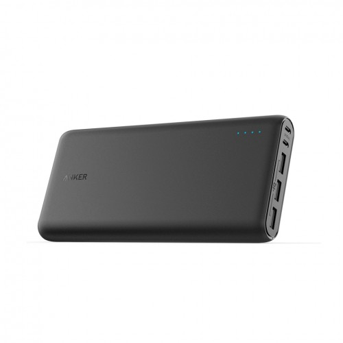 Anker PowerCore 26800 iQ Black [18 Month...