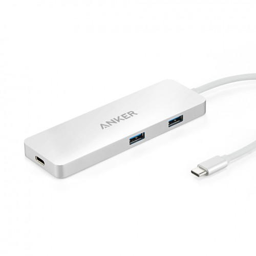 Anker Premium USB-C Hub with HDMI and Po...