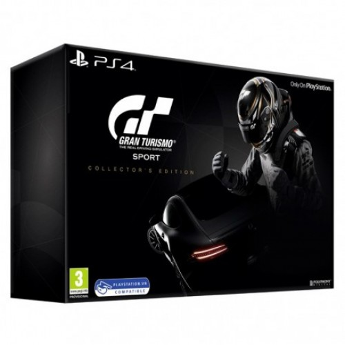 Gran Turismo: Sport Collector's Edition ...