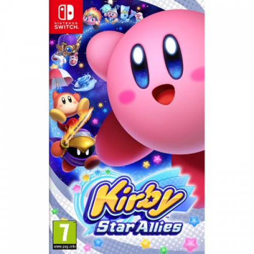 Kirby Star Allies Game for Nintendo Swit...