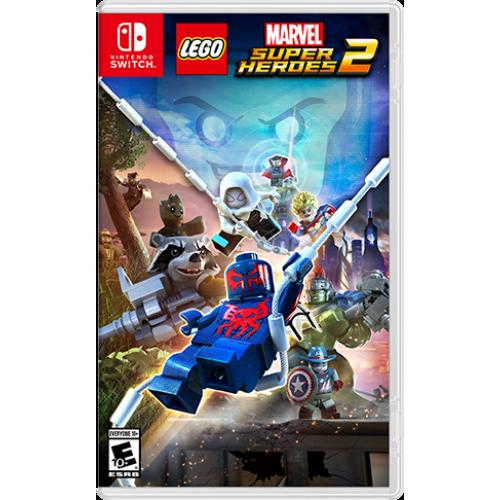 Lego Marvel Super Heroes 2 Game for Nint...