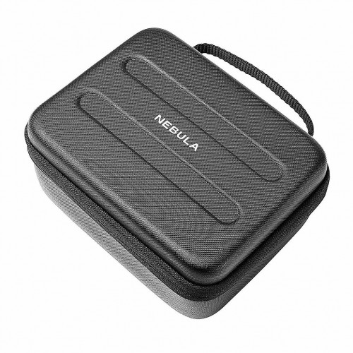 Nebula Capsule Travel Case Black